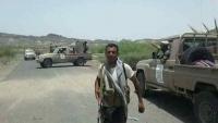 الجيش الوطني يسيطر على مواقع إستراتيجية في تعز