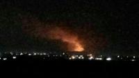 """جماعة الحوثي تستهدف معسكر """"صحن الجن"""" في مأرب وأنباء عن قتلى وجرحى"""