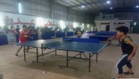 انطلاق بطولة الناشئين والبراعم المفتوحة لكرة الطاولة بعدن