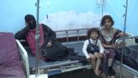 جرحى مدنيون بقصف صاروخي استهدف منزل أحد النازحين في مأرب