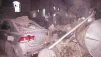 مقتل ثمانية مدنيين بقصف حوثي استهدف حيا سكنيا بمأرب