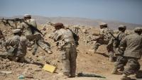 الجيش يستعيد السيطرة على مواقع عسكرية بمديرية نهم شرقي صنعاء