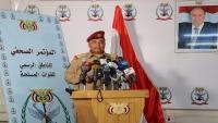 مجلي: قوات الجيش سيطرت على مواقع إستراتيجية في نهم وصرواح