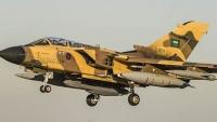 جماعة الحوثي تعلن إسقاط طائرة حربية تابعة للتحالف في الجوف