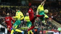 هل هدف فوز ليفربول على نوريتش صحيح؟