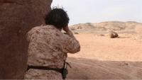 مقتل نجل محافظ الجوف في جبهة الغيل