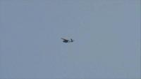 اسقاط طائرة مسيرة حلقت فوق منزل محافظ شبوة