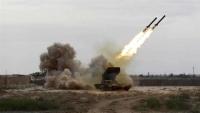 دفاعات التحالف تدمر صاروخا باليستيا أطلقه الحوثيون على مأرب