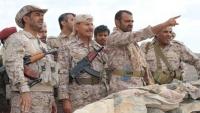 """""""بن عزيز"""" يدعو للابتعاد عن مناطق تمترس الحوثيين في الجوف"""