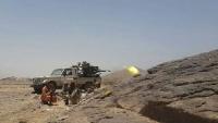 الجيش يستعيد مواقع عسكرية جديدة بمحافظة الجوف