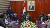 محافظ المهرة: عمان سبقت الجميع بدعم المحافظة