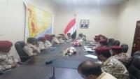 رئيس الأركان: المؤسسة العسكرية قادرة على تجاوز كافة التحديات