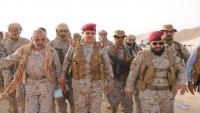 وزير الدفاع: لا رجعة عن تحرير صنعاء مهما كانت التحديات
