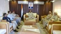 نائب الرئيس: الشرعية تدعو للسلام وتقف في وجه التصعيد الحوثي الممنهج