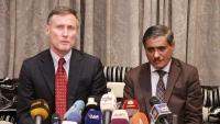 محافظ حضرموت يستقبل وفدا من مكتب المبعوث الأممي