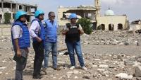 """رئيس بعثة الأمم المتحدة في الحديدة يعبر عن قلقه من تصاعد القتال والانتهاك """"الخطير"""" لوقف إطلاق النار"""