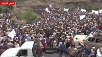 في تعز.. يمنيون يحذرون من نية الإمارات تقسيم بلادهم
