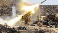"""قائد عسكري: معارك جبهة """"قانية"""" أسفرت عن مقتل 60 حوثيا"""
