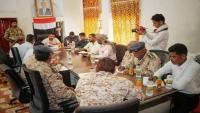 أمن سقطرى يحبط محاولة مليشيات الإمارات السيطرة على شحنة أسلحة في الميناء