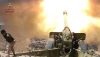 الجيش يعلن السيطرة على مواقع عسكرية للحوثيين في البيضاء