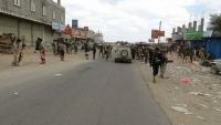 تقدم جديد للجيش الوطني في البيضاء ومقتل عشرات الحوثيين