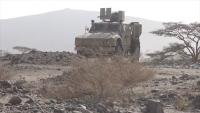 الجيش يعلن استعادة مواقع عسكرية بين مأرب والجوف