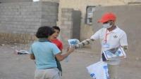صندوق النظافة بمأرب ينفذ حملة توعوية للوقاية من فيروس كورونا