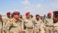 قائد عسكري: القوات الحكومية ستحكم سيطرتها على ما تبقى من مديريات أبين