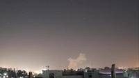 قصف حوثي على مدينة مأرب قبيل بدء وقف إطلاق النار