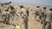 مقتل 15 حوثياً واعتقال 7 آخرين في مواجهات مع الجيش بصرواح