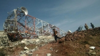 شركة أبحاث دولية: التحالف تسبب بتدمير البنية التحتية للاتصالات في اليمن (ترجمة خاصة)