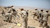 الجيش الوطني يستعيد معسكر الخنجر في الجوف