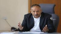 المعمري يطالب بتغيير شامل للقيادات في تعز