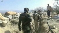 تقدم عسكري لجماعة الحوثي في مديريتين بالضالع