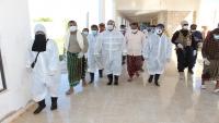 الصحة: فحوصات المخالطين للحالة المصابة بكورونا في حضرموت سلبية