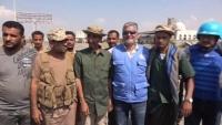 الحكومة تطالب بإيقاف عمل البعثة الأممية في الحديدة