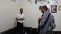 جماعة الحوثي: الإفراج عن الصحفي القاعدي بتوجيهات من زعيم الجماعة