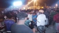 مظاهرات واسعة في حضرموت احتجاجاً على تدهور الخدمات في المحافظة