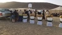 الأمم المتحدة تقدم مساعدات إغاثية لأكثر من 53 ألف نازح في مأرب