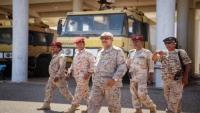 مليشيات الانتقالي تسيطر على قيادة اللواء الأول مشاة بحري في سقطرى