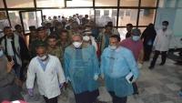 لجنة الطوارئ في تعز توجّه بتطبيق إجراءات الوقاية من كورونا بشكل عاجل