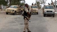 هجوم مسلح يستهدف عناصر في الحزام الأمني بأبين