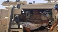 القوات الحكومية بأبين تعلن أسر 63 عنصرا من مليشيا الانتقالي واغتنام 28 آلية عسكرية