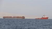 """سفينة إماراتية تحمل أسلحة وقيادات في """"الانتقالي"""" تصل سقطرى"""