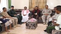 """اللجنة الأمنية بسقطرى تؤكد اعتزامها مواصلة التصدي لتمرد """"الانتقالي"""""""