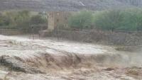 السيول تتسبب بوفاة 5 مواطنين في وادي حضرموت