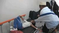 مقتل امرأة وإصابة آخرين بقصف حوثي استهدف حيا سكنيا في تعز
