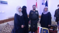 وكيل أول وزارة الداخلية يلتقي فريق صانعات السلام بمأرب