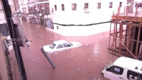 تقرير رسمي: 1024 أسرة نازحة تضررت جراء الأمطار التي شهدتها عدن