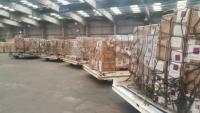 """الصحة تعلن وصول 16 طنا من الأدوية والمستلزمات الطبية إلى عدن لمواجهة """"كورونا"""""""